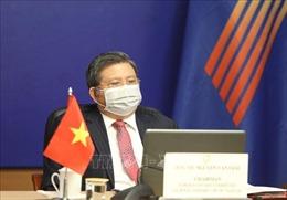 Vai trò của Nghị viện trong hợp tác quốc tế chống đại dịch COVID-19