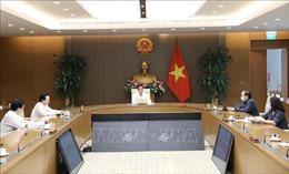 Phó Thủ tướng Vũ Đức Đam làm việc với Bộ GD-ĐT về phương án thi THPT quốc gia 2020
