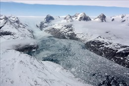 Nước biển dâng tới 8 mét do băng tan từ cách đây 14.000 năm