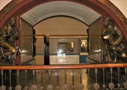 Lý thú phòng trưng bày 'lịch sử Liên Xô' tại ga tàu điện ngầm