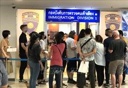 Thái Lan tiếp tục tự động gia hạn thị thực cho người nước ngoài đến 31/7