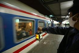Từ ngày 24/4, đường sắt chạy lại nhiều chuyến tàu địa phương