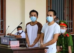 Bản án tử hình dành cho kẻ sát hại thiếu tá Công an