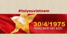 Cùng chung tay thể hiện tình yêu Tổ quốc với Thông tấn xã Việt Nam