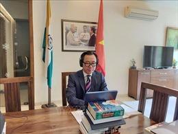 Đẩy mạnh xúc tiến đầu tư, kinh doanh Việt Nam - Ấn Độ hậu COVID-19