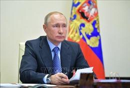 Tổng thống Vladimir Putin cảnh báo Nga chưa tới 'đỉnh dịch' COVID-19