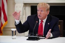 Tổng thống Mỹ lại cảnh báo tăng thuế đối với hàng hóa Trung Quốc