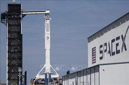 SpaceX sẵn sàng đưa hai phi hành gia của NASA lên trạm ISS
