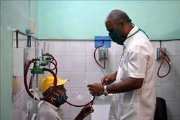 Tổ chức y tế liên Mỹ viện trợ 100.000 bộ xét nghiệm COVID-19 cho Cuba