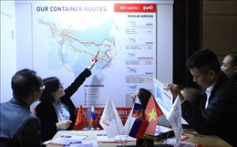 Tổ chức vận tải liên vận đường sắt Nga - Việt Nam