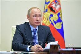 75 năm chiến thắng phát xít: Lãnh đạo Nga gửi thông điệp chúc mừng tới nhiều nước