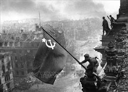 75 năm chiến thắng phát xít: Báo chí Nga quan tâm vấn đề bảo vệ sự thật lịch sử