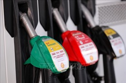Giá dầu thế giới đi lên trong phiên 14/5