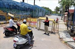 Thêm 4.214 ca mắc COVID-19 mới, Ấn Độ vẫn cân nhắc dỡ bỏ lệnh phong tỏa