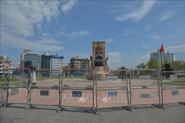 Thổ Nhĩ Kỳ phong tỏa các thành phố lớn để ngăn chặn dịch COVID-19
