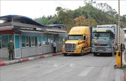 Bộ Công Thương đề nghị cho phép mở lại một số cửa khẩu phụ ở Lạng Sơn, Quảng Ninh