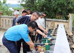 Nhiều giải pháp 'giải khát' cho người dân vùng hạn Phú Yên