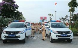 Ra quân tổng kiểm soát phương tiện giao thông đường bộ trên cả nước