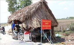 Tây Ninh: Quản lý chặt các đường mòn dọc biên giới để ngăn chặn dịch COVID-19