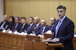 Croatia giải tán quốc hội
