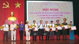 Hà Nam gắn việc thực hiện Chỉ thị số 05 với các cuộc vận động, phong trào thi đua yêu nước