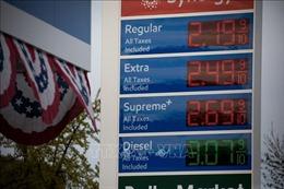 Giá dầu Mỹ tăng nhẹ trong phiên 19/5