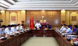 Đoàn công tác Ban Bí thư Trung ương Đảng làm việc với tỉnh Lai Châu