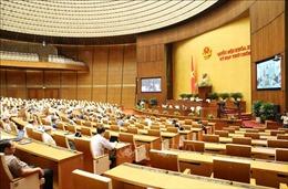 Thông cáo báo chí số 03, Kỳ họp thứ 9, Quốc hội khóa XIV