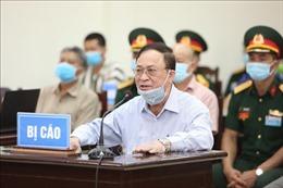 Xét xử sơ thẩm vụ án Đinh Ngọc Hệ và đồng phạm: Bị cáo Nguyễn Văn Hiến bị xử phạt 4 năm tù