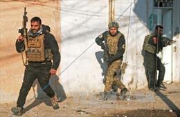 Iraq tổng tấn công truy quét phiến quân IS