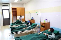 37 vận động viên trẻ nhập viện nghi do ngộ độc thực phẩm