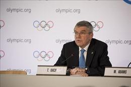 IOC tham vấn nội bộ giải pháp khắc phục hậu quả đại dịch COVID-19