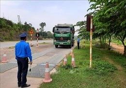 Tăng cường kiểm soát tải trọng phương tiện giao thông đường bộ
