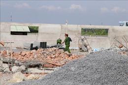 Nỗ lực ngăn ngừa mất an toàn lao động trong thi công xây dựng
