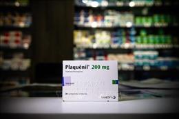 EU thu thập dữ liệu về sử dụng thuốc chữa sốt rét để điều trị bệnh
