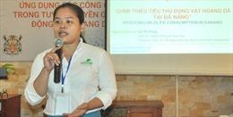 Lê Thị Trang - Anh hùng điểm nóng đa dạng sinh học