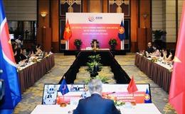 Thông qua Tuyên bố chung Bộ trưởng kinh tế ASEAN+3