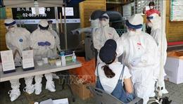 Số ca mắc mới COVID-19 tại Hàn Quốc tăng trở lại