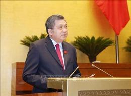 Thể chế hóa đường lối, chủ trương của Đảng về hội nhập quốc tế