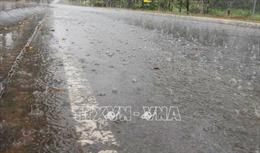 Vùng núi Bắc Bộ có mưa to cục bộ, đề phòng thời tiết nguy hiểm