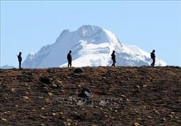 Quân đội Ấn Độ xác nhận 20 binh sĩ thiệt mạng trong vụ đụng độ tại biên giới với Trung Quốc