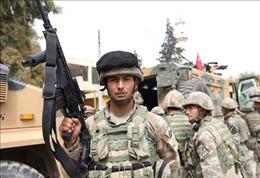 Thổ Nhĩ Kỳ mở chiến dịch 'Móng vuốt Đại bàng' chống phiến quân người Kurd
