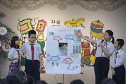 Giáo dục di sản cho thế hệ trẻ Thủ đô: Lợi ích kép từ cách làm sáng tạo