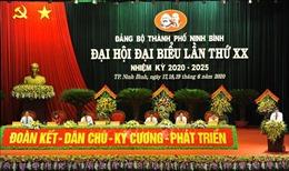 Xây dựng thành phố Ninh Bình theo tiêu chí đô thị loại I, hướng tới thành phố du lịch