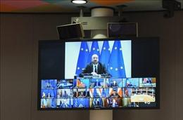 Các nước EU đồng ý xúc tiến nhanh kế hoạch phục hồi sau đại dịch COVID-19