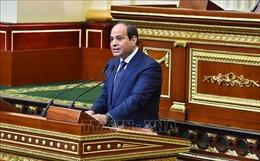 Ai Cập để ngỏ khả năng can thiệp quân sự trực tiếp vào tình hình Libya