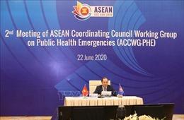 ASEAN 2020: Hội nghị trù bị các Quan chức cao cấp ASEAN