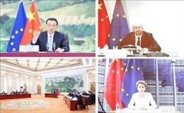 EU-Trung Quốc, đối tác và đối thủ