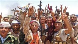 Chính phủ Yemen và lực lượng miền Nam đạt thỏa thuận ngừng bắn
