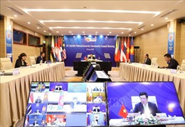 Trao đổi biện pháp tăng cường hơn nữa hợp tác chính trị-an ninh ASEAN